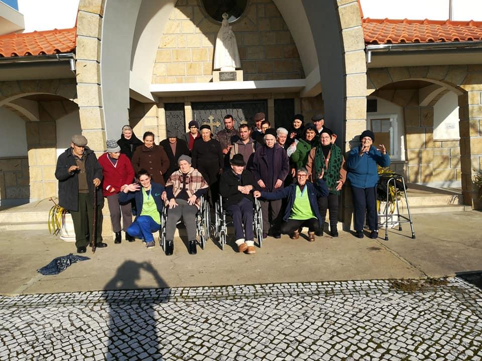 Visita aos Presépios Comunitários 2019
